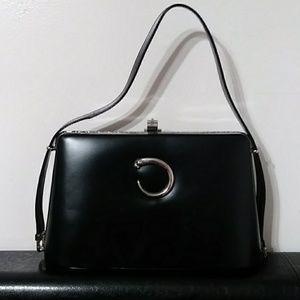Vintage Panther Kelly Handbag